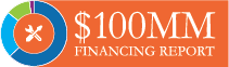 $100 MM Financing Report Button